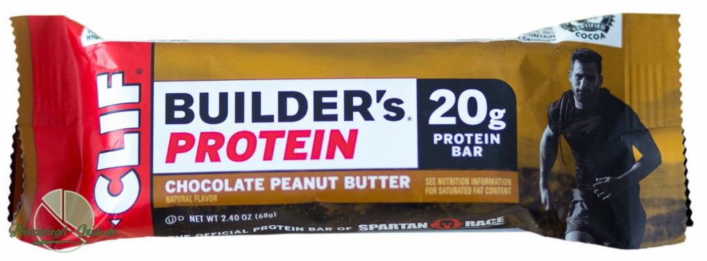 Clif Builder Bar-Erdnuss-Protein-Riegel-Test-Zutaten