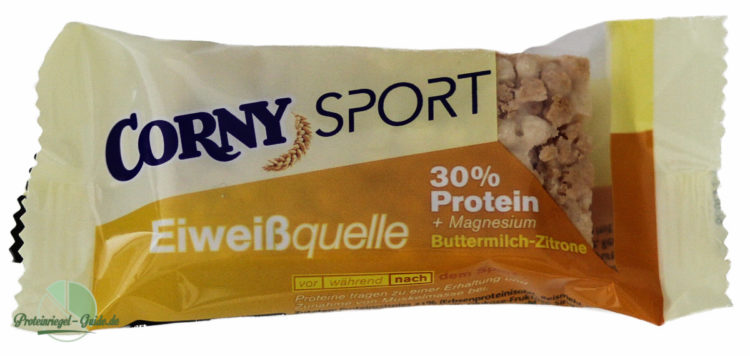 Corny-Sport-Protein-Test-Verpackung