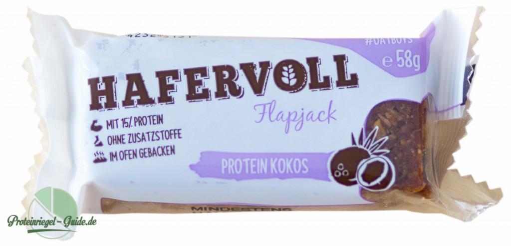 Hafervoll-Kokos-Protein-Riegel-Test-Zutaten