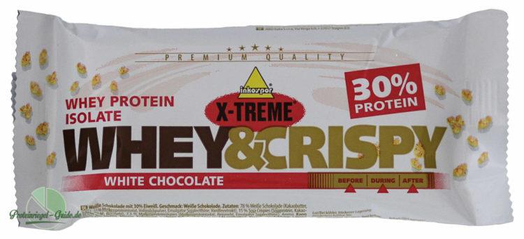 Inkospor-X-treme-Whey-Crispy-Test-Verpackung
