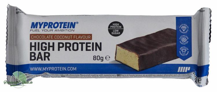 MyProtein-High-Protein-Bar-Test-Verpackung