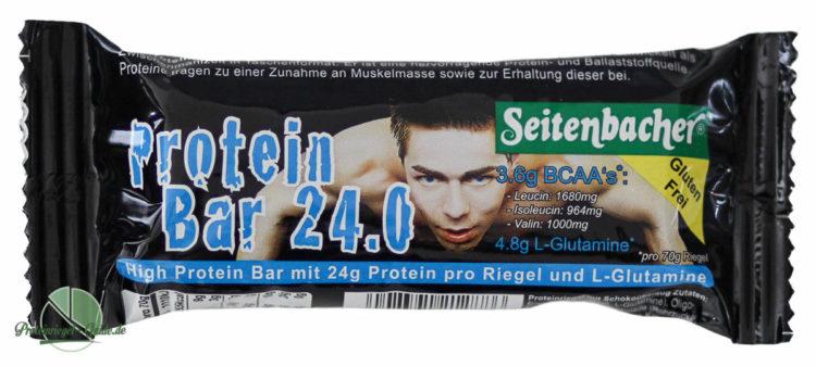 Seitenbacher-Protein-Riegel-Test-Verpackung