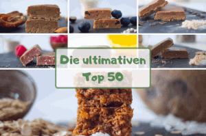 Top 50 Proteinriegel Test