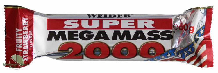 Weider-Super-Mega-Mass-2000-Test-Verpackung