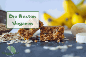 Top 10 Vegane Riegel